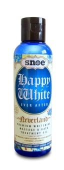 Happy White Ever After Neverland Premium Whitening Massage & Bath Treatment Oil 100ml