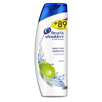 Head & Shoulders Apple Fresh Shampoo 150ml