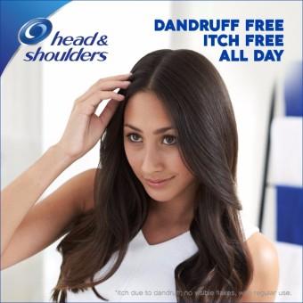 Head & Shoulders Apple Fresh Shampoo 70ml - 3