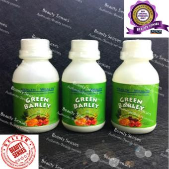 Health Wealth Green Barley Health Drink 22g Set of 3