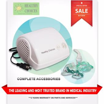 Healthy Choices Piston Mini Nebulizer Price Philippines