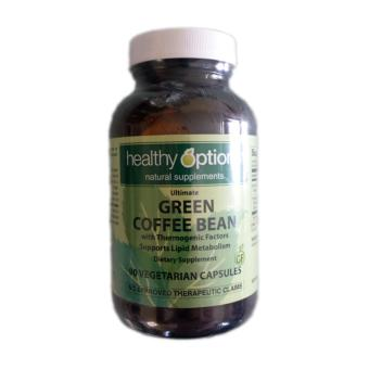 Healthy Options Ultimate Green Coffee Bean 90 Capsules