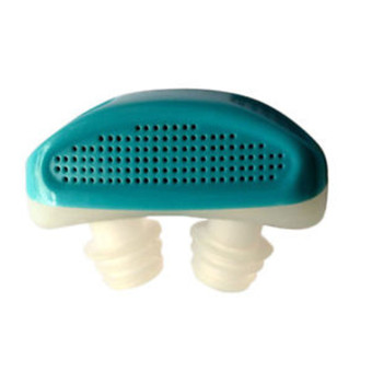 HengSong New Portable Anti Snore Mouthpiece Blue