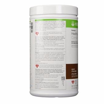 Herbalife F1 Slimming Nutritional Shake Mix (Dutch Choco) - 3