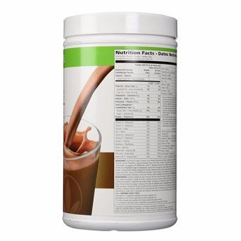 Herbalife F1 Slimming Nutritional Shake Mix (Dutch Choco) - 2