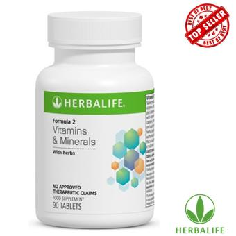 Herbalife F2 Vitamins and Minerals (90 Tablets) Price Philippines