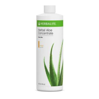 Herbalife Herbal Aloe Concentrate Mango 16oz. Price Philippines