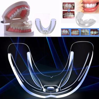 High-tech Adult Dental Appliance Invisible Orthodontic Braces Retainer Correct Buck Teeth Appliance Orthodontic Braces Teeth Orthodontic Retainer Tooth Care
