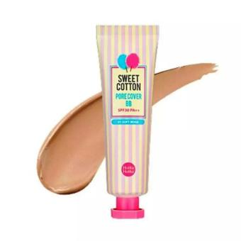 Holika Holika Sweet Cotton Pore Cover BB Cream SPF30PA+++ 30ml #02 (Natural Beige) Korean Cosmetics