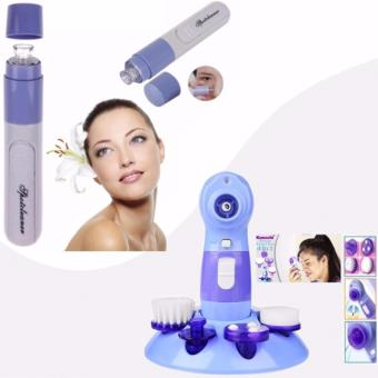 Hot Electronic Skin Facial Pore Cleaner Cleanser Blackhead Spot ZitAcne Remover with Huang Power Perfect Pore MC0084