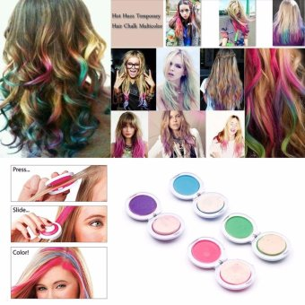 Hot Huez Temporary Hair Chalk (Multicolor)