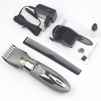 Hot Sales Professional Electric Hair Clipper WaterproofRechargeable Hair Trimmer Razor Beard Shaver Hair Cutting Machine220V - intl