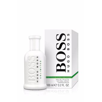 Hugo Boss Unlimited Eau De Toilette for Men 100ml