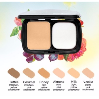 Human Heart Nature Mineral Foundation (Honey) Price Philippines
