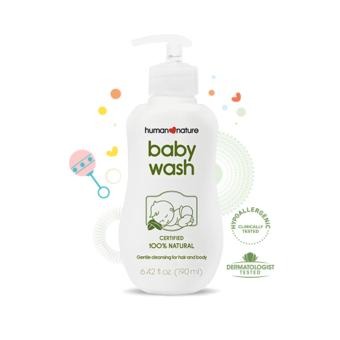 Human Heart Nature Natural Baby Wash 190ml Price Philippines