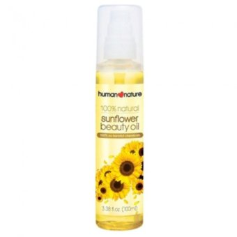 Human Heart Nature Sunflower Beauty Oil 100ml
