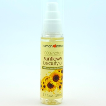 Human Heart Nature Sunflower Beauty Oil 50ml Price Philippines