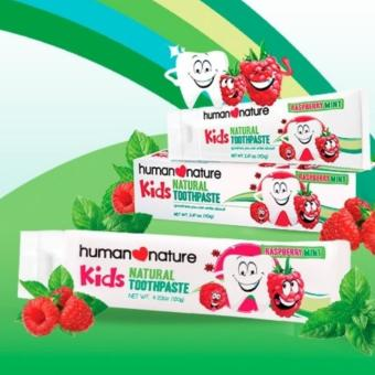 Human Nature Natural Kids Toothpaste 120g Price Philippines