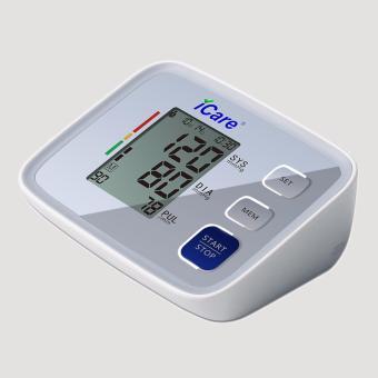 iCare(R)CK803 Blood Pressure Monitor w/Adaptor (Silver) - 3