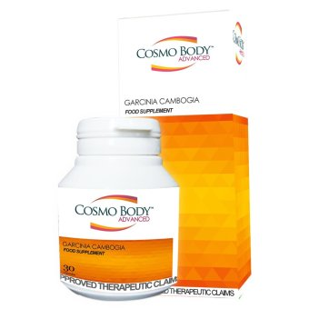 Harga Cosmo Body Advance Garcinia Cambogia Bottle of 30 (Orange)