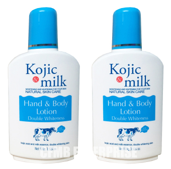 Andrea Secret Kojic & Milk Hand and Body Lotion 100g, Set of 2 Price Philippines