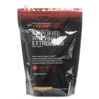GNC Pro Performance AMP Amplified Wheybolic Extreme 60 - Vanilla Price Philippines
