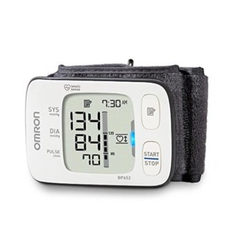 Omron BP652N 7 Series Wrist Blood Pressure Monitor - intl Price Philippines