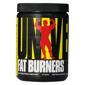Harga Universal Nutrition Fat Burners, 100 Tab by Ultimate Nutrition