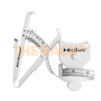 Accu-Measure Fitness 3000 Personal Body Fat Caliper Tester + MyoTape Tape Measure Set Price Philippines