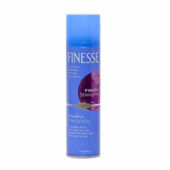 Harga Finesse Finish + Strengthen Extra Hold Hairspray 198G
