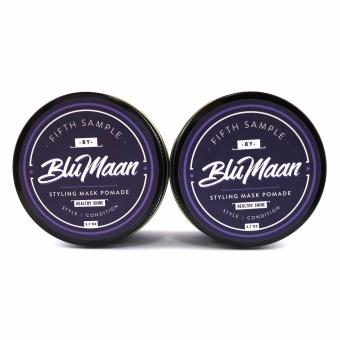 Harga Fifth Sample By BluMaan Styling Mask Pomade 2 Pack