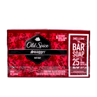 Old Spice Swagger Soap 141g Pack of 6 Price Philippines