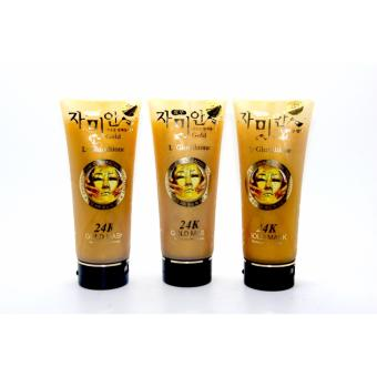 Harga 24K Gold Mask with L Glutathione