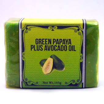 NNZN Skin Care (GREEN PAPAYA SOAP) Price Philippines