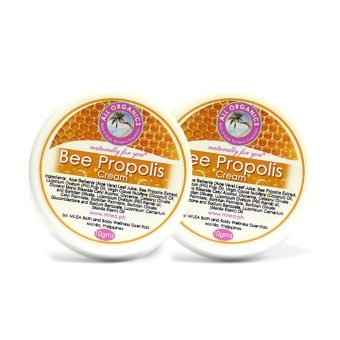 Harga Milea Bee Propolis Cream 10g Set of 2