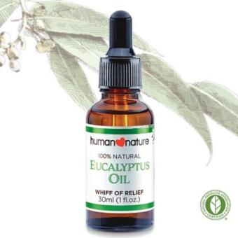 Human Nature 100% Natural Eucalyptus Oil 30 ml Price Philippines