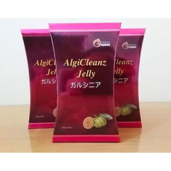 Harga AlgiCleanz Jelly - Garcinia Cambogia in a Jelly Lose Weight in 10 days Pack of 3