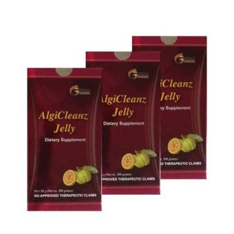 Harga AlgiCleanz Jelly - Garcinia Cambogia in a Jelly Lose Weight in 10 days (Lot of 3)