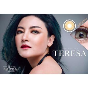 Harga Teresa Brown by Dream Color 1