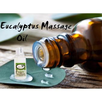 Harga Organic Beauty Lab Eucalyptus Massage Oil 50ml