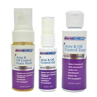 dermSHIELD Acne & Oil Control Treatment System Price Philippines