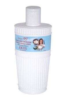Harga Maxi 99 Goat's Milk Whitening Hand & Body Lotion with Collagen Extract 220ml