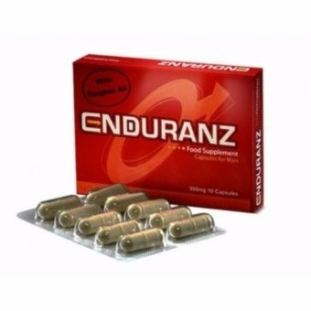 Enduranz Tongkat Ali Capsule Food Supplement for Men 10 capsules Price Philippines