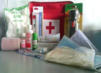 First Aid Kit Set (Medical Bag) Price Philippines