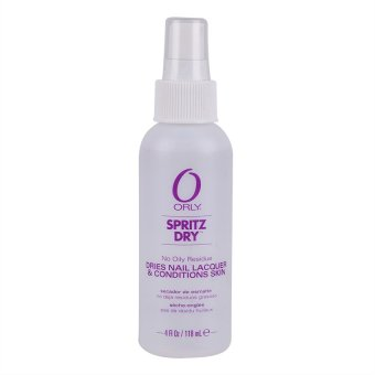 Orly Spritz Dry Quick-dry Conditioning Mist 4oz Price Philippines
