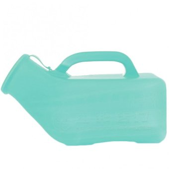 Plastic Spill Resistant Male Urinal Portable (Green) 100 ml graduated Price Philippines