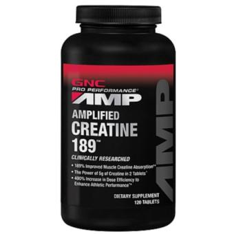 GNC Pro Performance® AMP Amplified Creatine 189™ Price Philippines