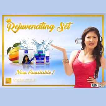 Harga Crystal Infinity Rejuvenating Set