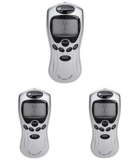 Health Herald Digital Therapy Acupuncture Full Body 4-Pad Massager Set of 3 Price Philippines