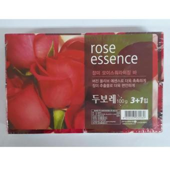 Rose Essence Body Soap (100g*4) Price Philippines